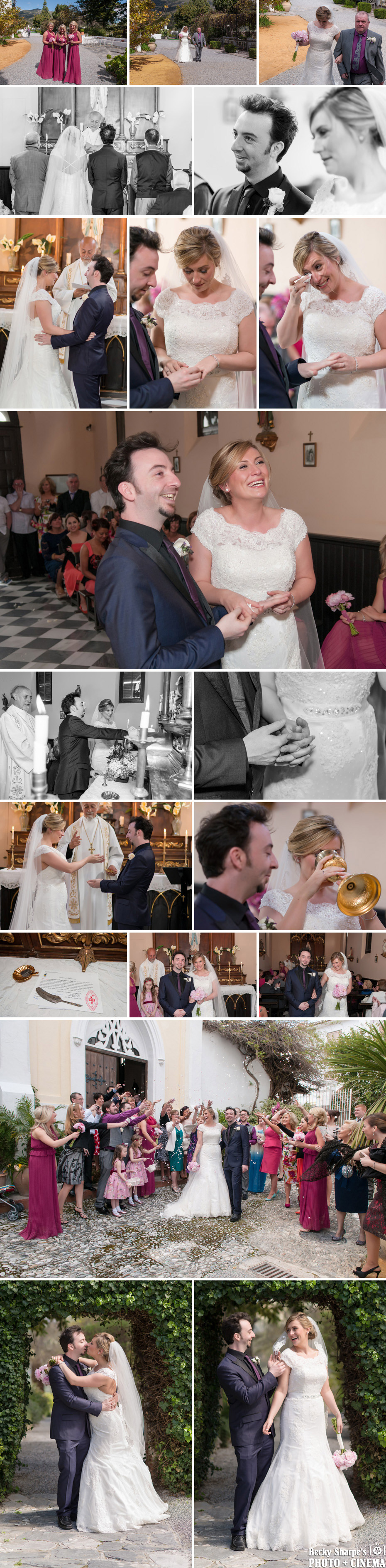 wedding-photographer-granada-church-ceremony-spain